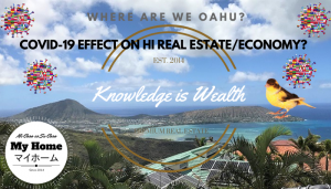 Covid-19 Effect on HI Real Estate